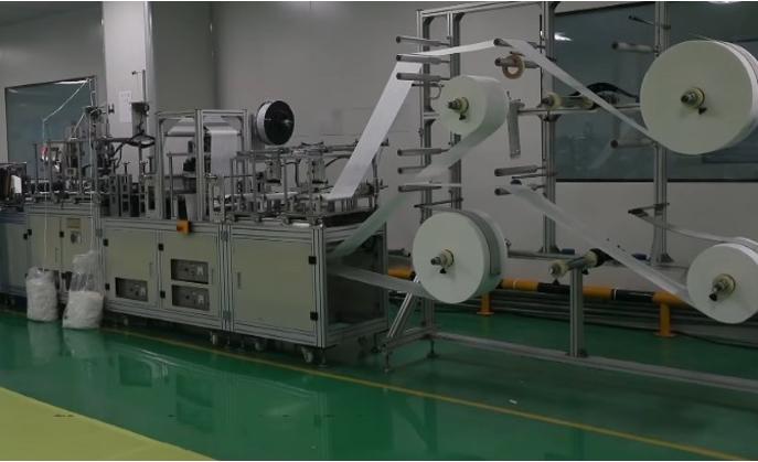 KF94 , KN90 Mask Production Facilities